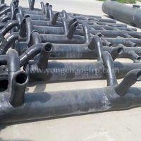 FRP Desulfurization Spray Pipe fiberglass tank manufacturing  thumbnail image
