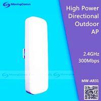 AR9341 2.4G 300Mpbs long range wireles Outdoor CPE/WiFi AP /Bridge