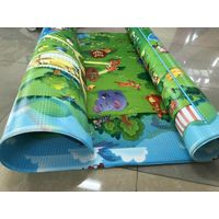 1.5 CM Thick Baby Care Play Mat made by PU foam with double face customized printing thumbnail image