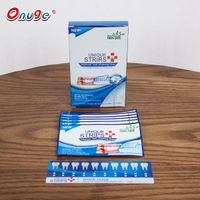 Factory Price Hot Sale In Amazon Dental Teeth Whitening Strips