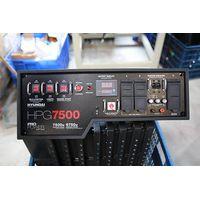 Generator panel Model designed and manufactured for Hyundai Generator HPG7500 thumbnail image
