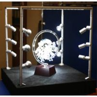 Low voltage DC12V LED mini track light jewelry display light