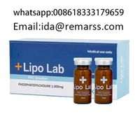 Lipo Lab PPC Solution lipolysis for body Korea - Injection use. - 1box /10 ampoules