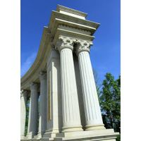 GRC roman column
