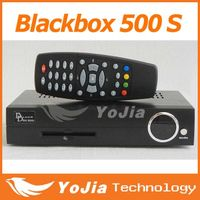 Blackbox 500-S digital satellite receiver