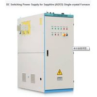 DC Switching Power Supply for Sapphire (Al2O3) Single-crystal Furnace thumbnail image