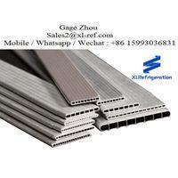Parallel Flow Microchannel Aluminum Flat Pipe 1100 H112 161/162/141.2/202.252