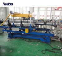 SBG200 HDPE/PP Double Wall Corrugated Pipe Extrusion Line thumbnail image