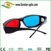 Top quality red cyan 3d glasses thumbnail image