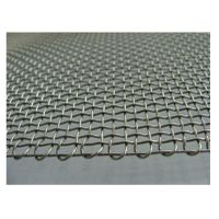 Selvage Edge Stainless Steel Wire Mesh thumbnail image