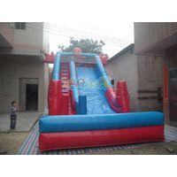 Spiderman Inflatalbe jumpers Slide