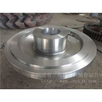 hydraulic turbine crown