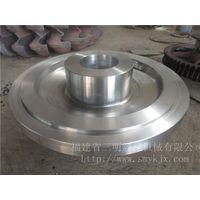 Pelton turbine crown