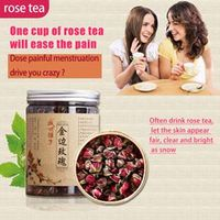 prime kampo golden-edged rose tea