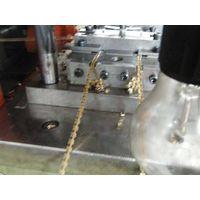 metal single cupchain making machine