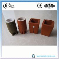 Plant Sensor Carbon Cup in Iron Casting Industry