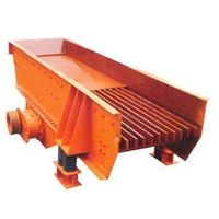 HZG series High efficiency vibrating mining feeder machine