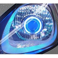 Bi-xenon PROJECTOR LEN KIT Angel Eye 7color TSX E46 M3