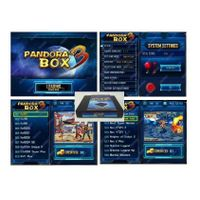 2015 HD Another Pandora's Box 3 Arcade Cabinet 520 In 1 Multi Game Board Fliperama Pandora box 3 Jam
