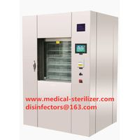 HIGH CAPACITY SURGICAL INSTRUMENT WASHER DISINFECTOR FOR MEDICAL thumbnail image