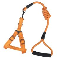 Pet set products with reflective or without reflective rope dog lead and dog harness thumbnail image