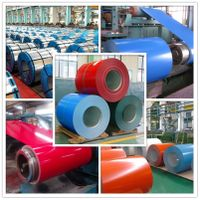 ppgi Prepainted steel coil high quality color coated steel coil