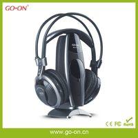 Wireless earphones and headphone with MIC