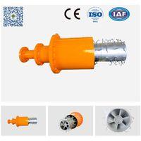 high quality strong swirl energy saving cement calciner burner