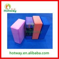 2015 Good Quality EVA Foam Block Yoga Block