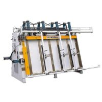 Double sidee door and window assembling machine thumbnail image