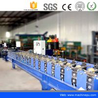 Continuous polyurethane foam wall insualtion pu sandwich panel production line