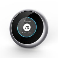 Micronature AI-powered smart air conditioner controller, iOS/Android compatible, works with Alexa