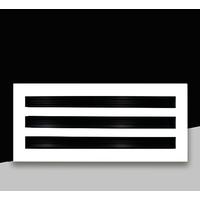 HVAC Systems Air Vent Aluminum Linear Slot Bar Diffuser