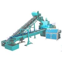 Used tyre recycling plant thumbnail image