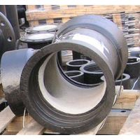 ISO2531 ductile iron pipe fittings thumbnail image
