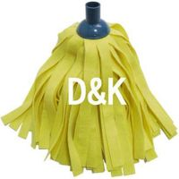 Yellow mop head/mop refill/cleaning tool/mops thumbnail image