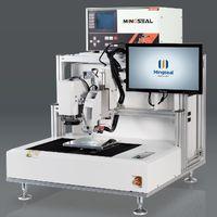 Mingseal Auto micro spot welding robot for CCM VCM receiver spot welding