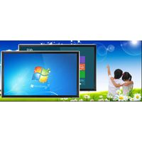 Infrared touch frame use TV