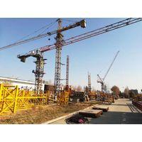 Self-Raising Independent Tower Crane QTZ63