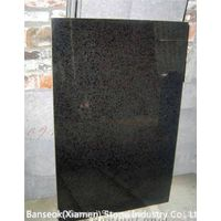 Fuding Pure Black Granite Slabs & Tiles