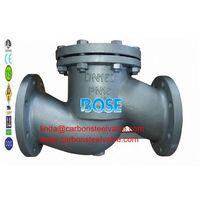 LCC/LCB/LC1/LC2/LC3/LC4 flanged check valve