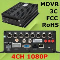 8CH 960P HDD Mobile DVR