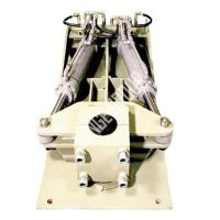 Oscillating Cylinder Type Steering Gear (Two Cylinders)