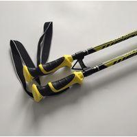 Alpine Ski Pole Downhill Ski Pole Carbon Pole OEM Factory