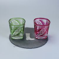 round and square promotional beer glass drinking cup