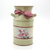 new design metal flower pot for china supplier
