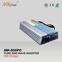 Pure sine wave inverter with charger 12v 220v 500w thumbnail image