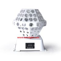 83W RGBW LED Crystal Magic Ball TSE-004