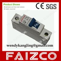 admas miniature circuit breaker GUNESH MANUFACTURE CHINESE COMP