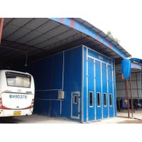 15m Bus Spray Booth (custom design CE approved)